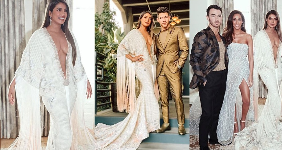 Priyanka Chopra S Fans Are Angry Because Of Her Vulgar Gown At
